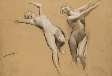 Female Nude Studies
