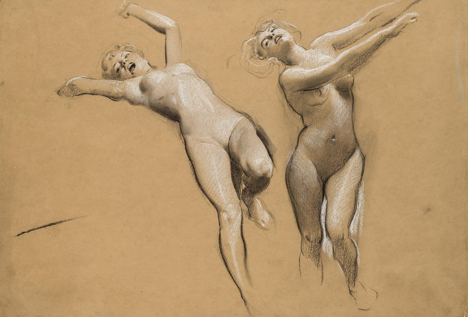 Female Nude Studies