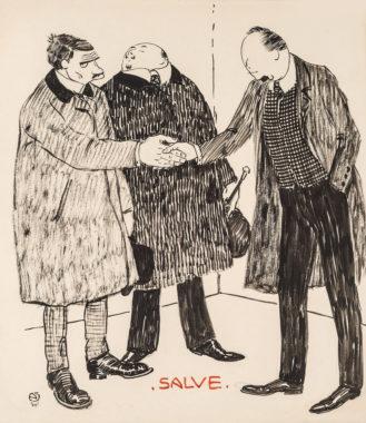 Alexander von Salzmann - Salve & Ratlos
