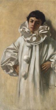 Fernand Reznicek - Pierrot