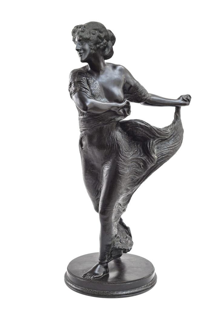 Franz Stuck - Tänzerin