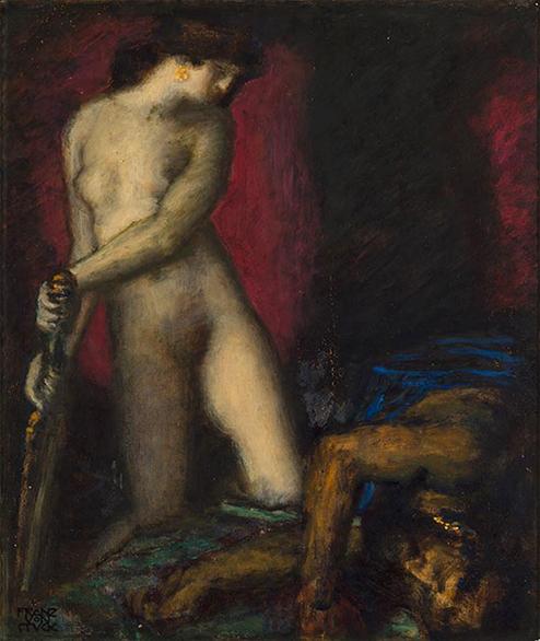 Franz von Stuck - Judith PRESSE