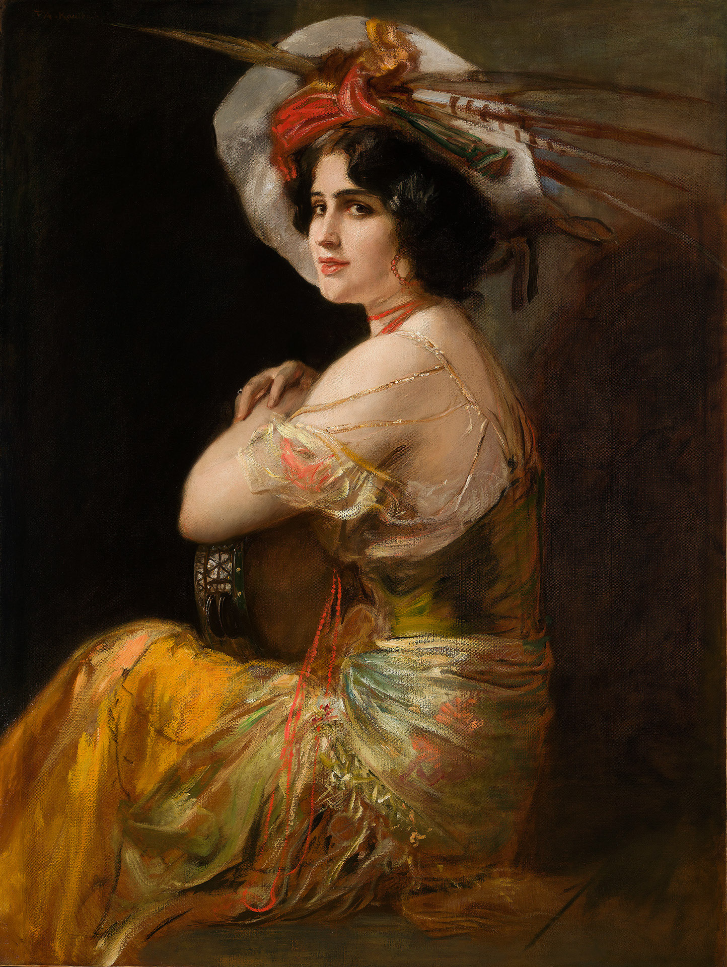 Rosario Guerrero as Carmen