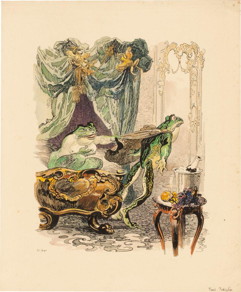 Frau Potiphar