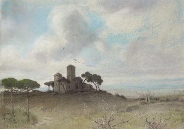 Frühling in der römischen Campagna