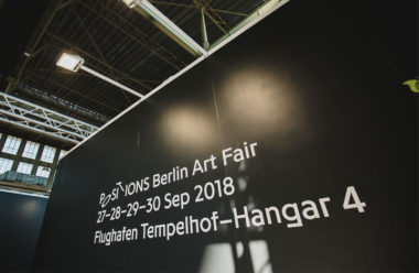 POSITIONS Berlin Art Fair 2018
