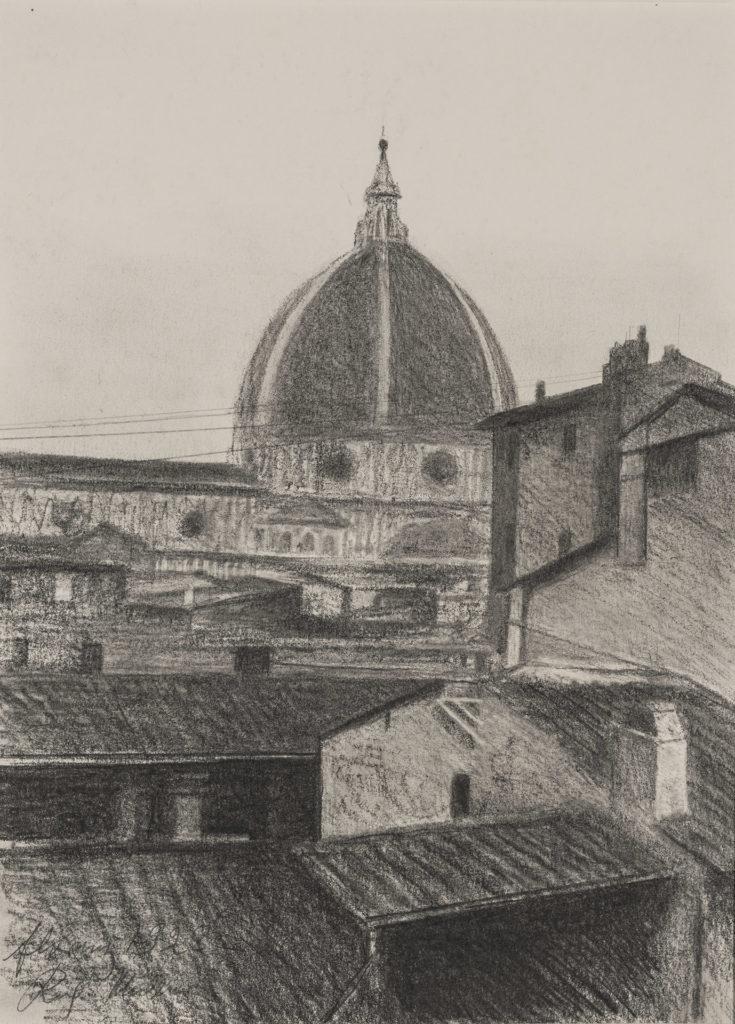Die Domkuppel in Florenz
