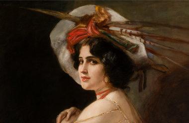 Femmes Fatales - Woman's Fate circa 1900