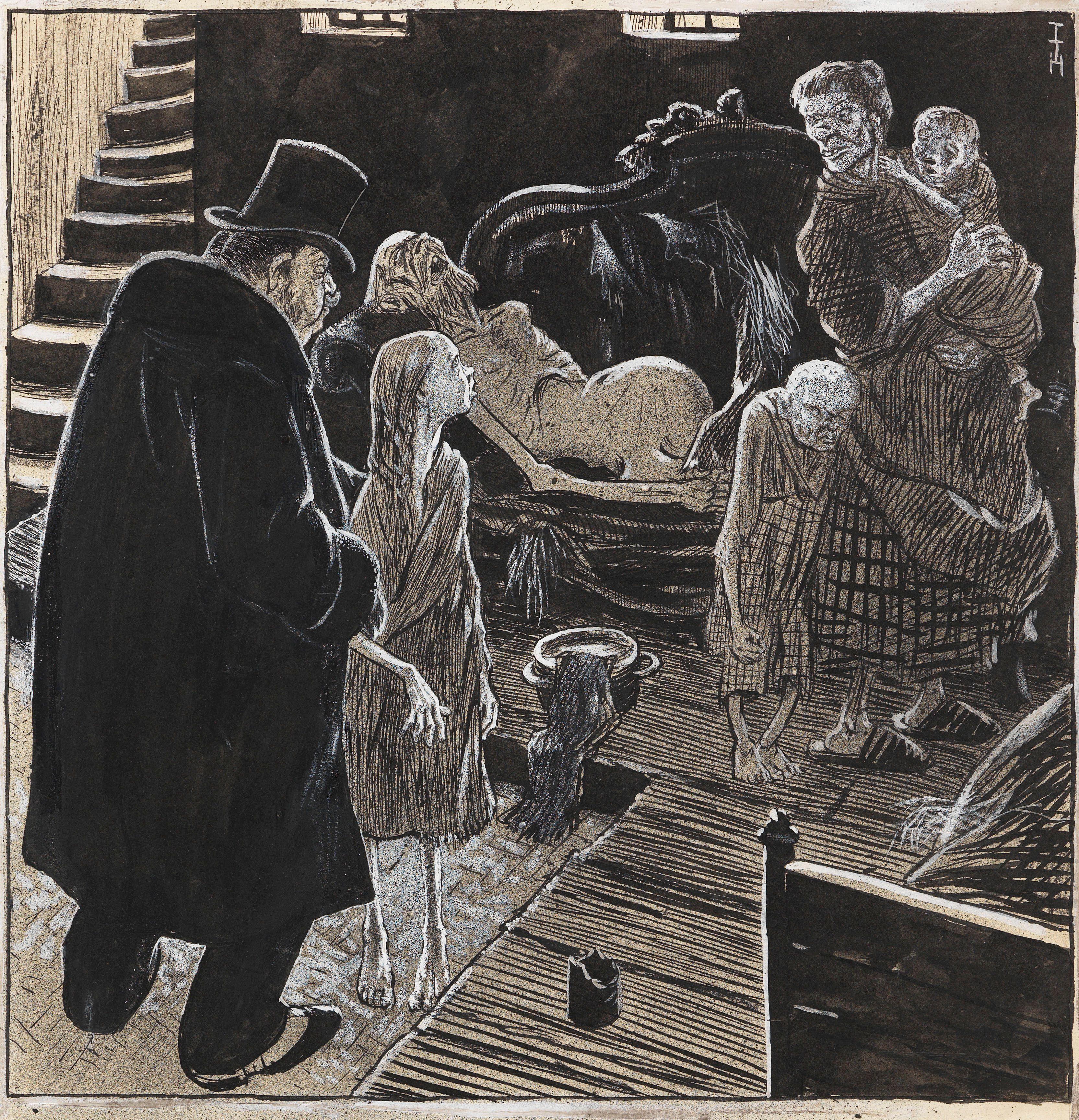 Thomas Theodor Heine - Durchs dunkelste Deutschland