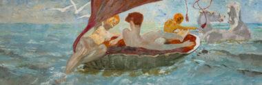 Max Klinger, Venus im Muschelwagen